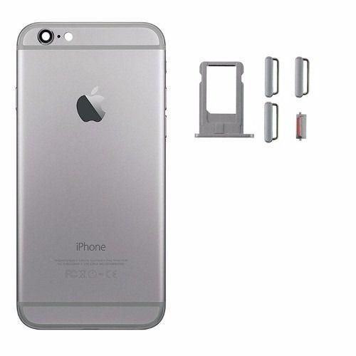 Carcaça Traseira Chassi c/ Botões Apple iPhone 6 Plus Original