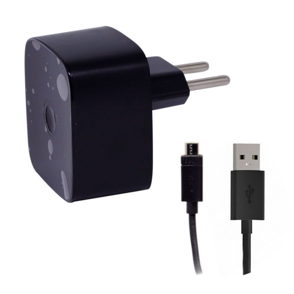 Carregador de Parede Motorola TurboPower Micro USB