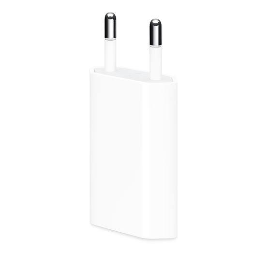 Carregador de Tomada USB de 5W Apple