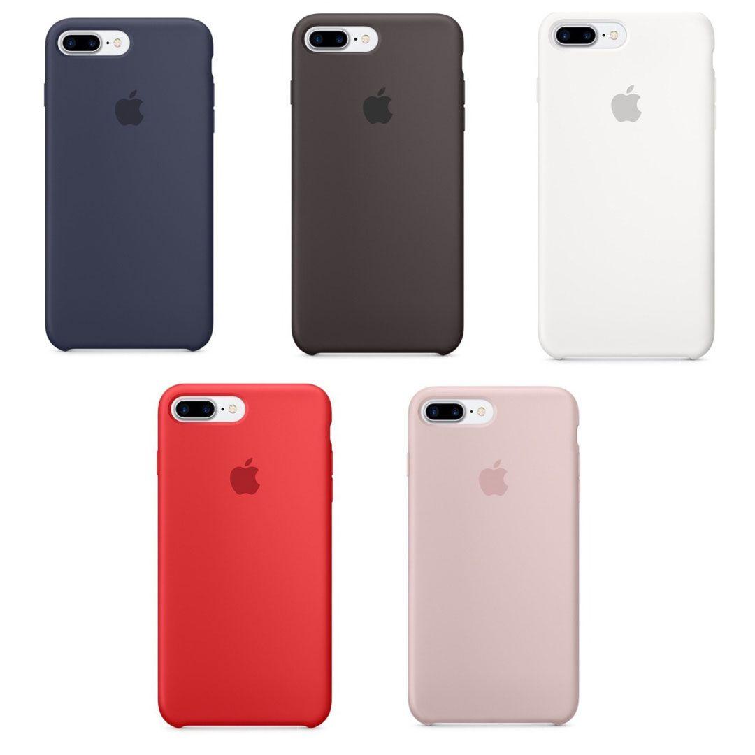 Kit Tela Display iPhone 8 Plus Standard Branco + Bateria + Capa Apple Rosa