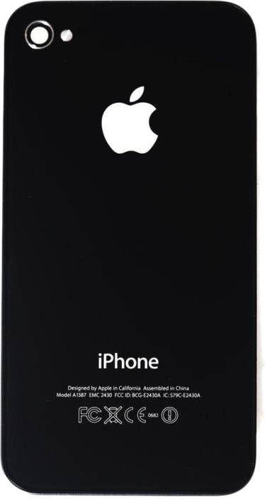Tampa Traseira de Vidro Apple iPhone 4S Original