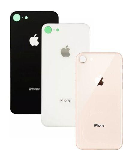 Tampa Traseira de Vidro Apple iPhone 8 Original