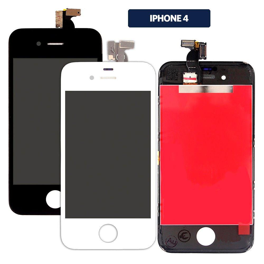 Tela Touch Screen Display LCD Apple iPhone 4 Original