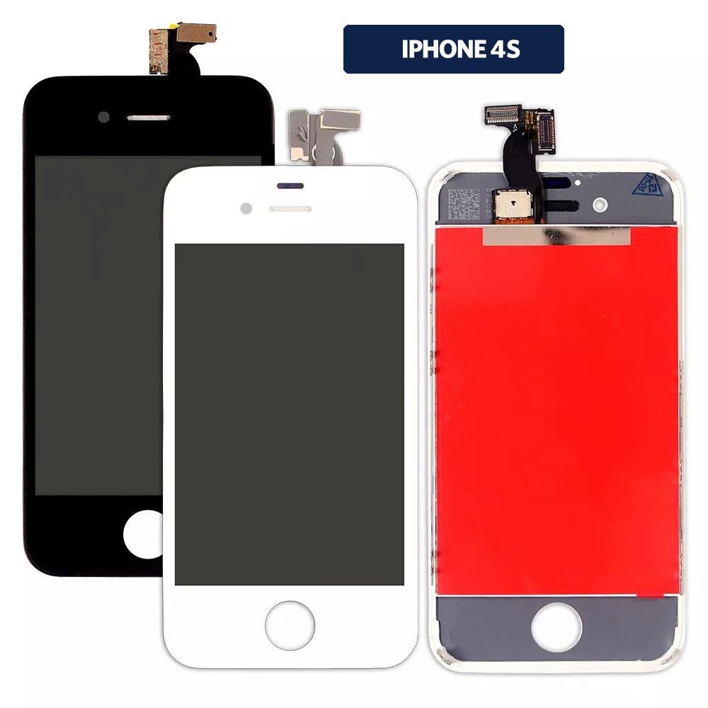 Tela Touch Screen Display LCD Apple iPhone 4S A1431 A1387