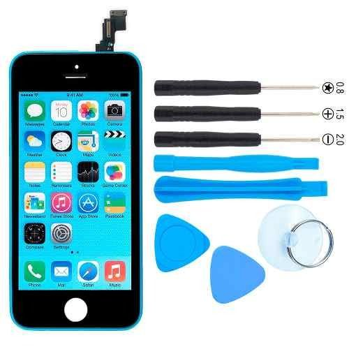 Tela Touch Screen Display LCD Apple iPhone 5C Original