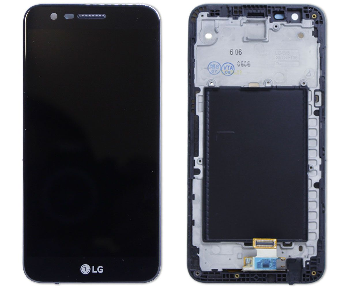 Tela Touch Screen Display LCD LG K10 Novo 2017 M250ds Original