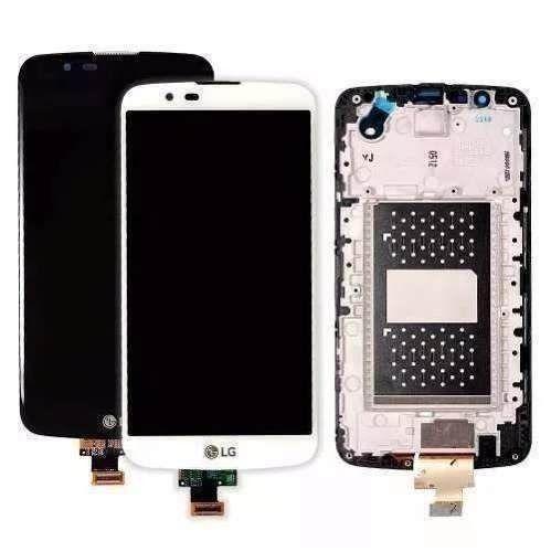 Tela Touch Screen Display LCD LG K10 TV Original