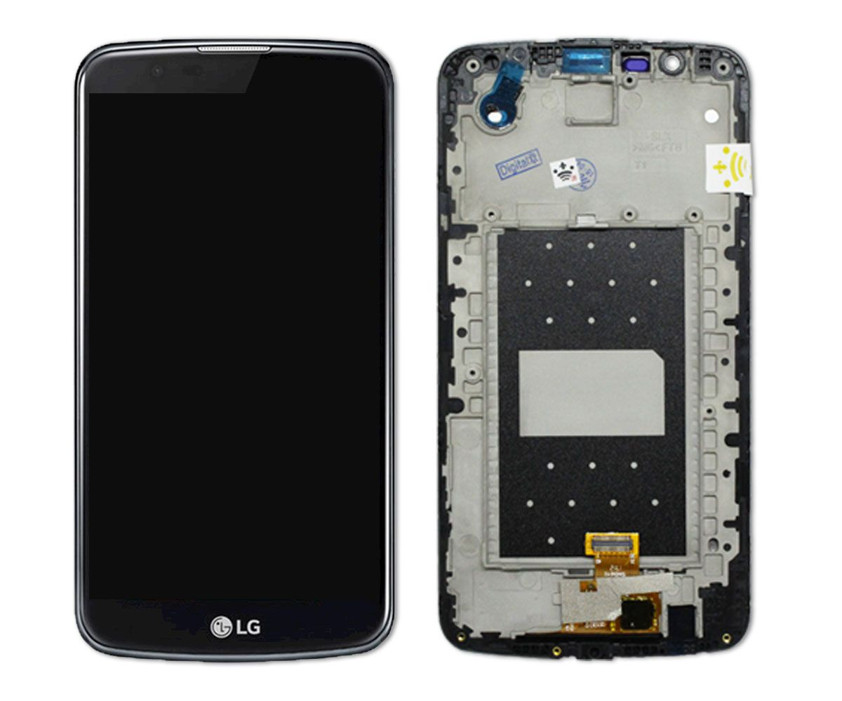 Tela Touch Screen Display LCD LG K10 TV Original
