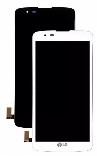Tela Touch Screen Display LCD LG K8 Original