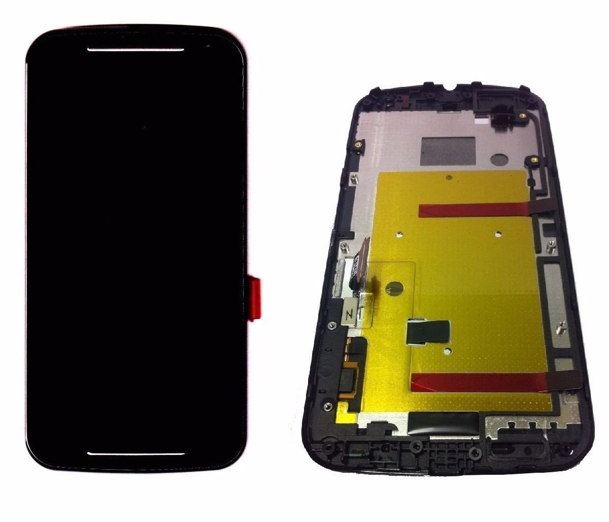 Tela Touch Screen Display LCD Motorola Moto G2 Original