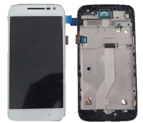 Tela Touch Screen Display LCD Motorola Moto G4 Play Original