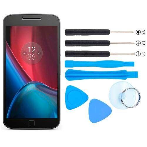 Tela Touch Screen Display LCD Motorola Moto G4 Plus Original