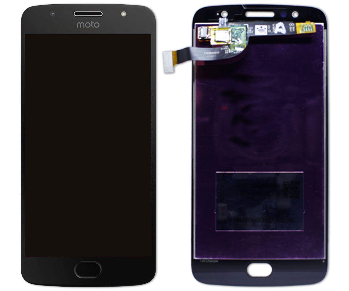 Tela Touch Screen Display LCD Motorola Moto G5S Original