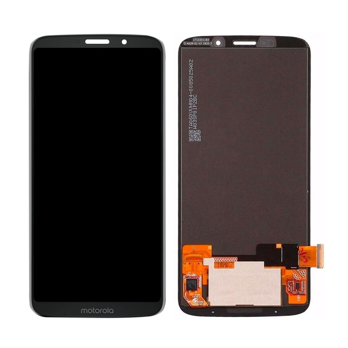 Tela Touch Screen Display LCD Motorola Moto Z3 Play Original