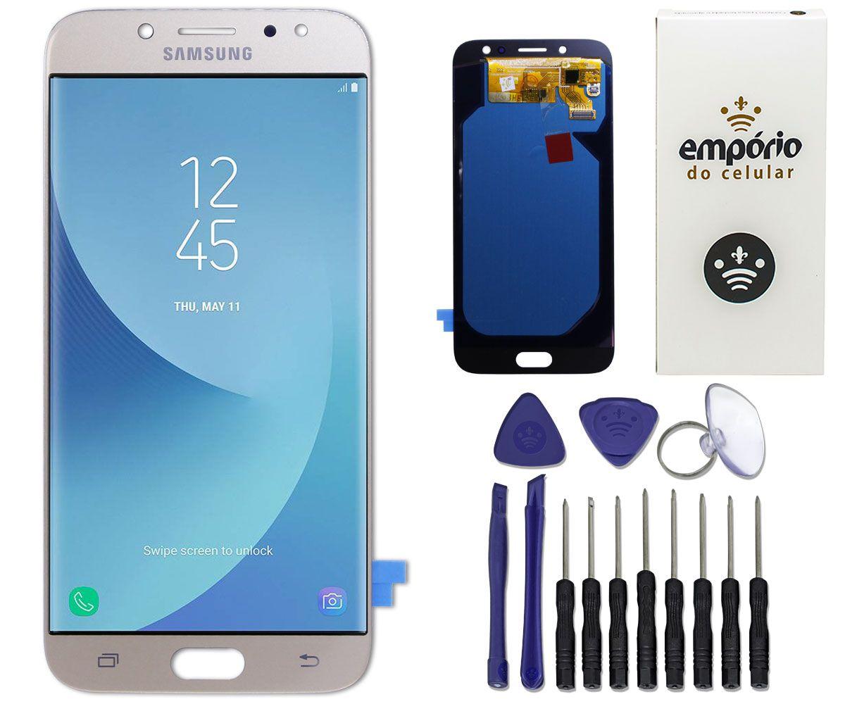 Tela Touch Screen Display LCD Samsung Galaxy J7 Pro