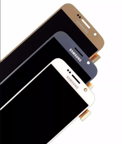 Tela Touch Screen Display LCD Samsung Galaxy S6