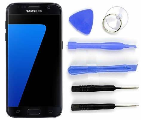 Tela Touch Screen Display LCD Samsung Galaxy S7
