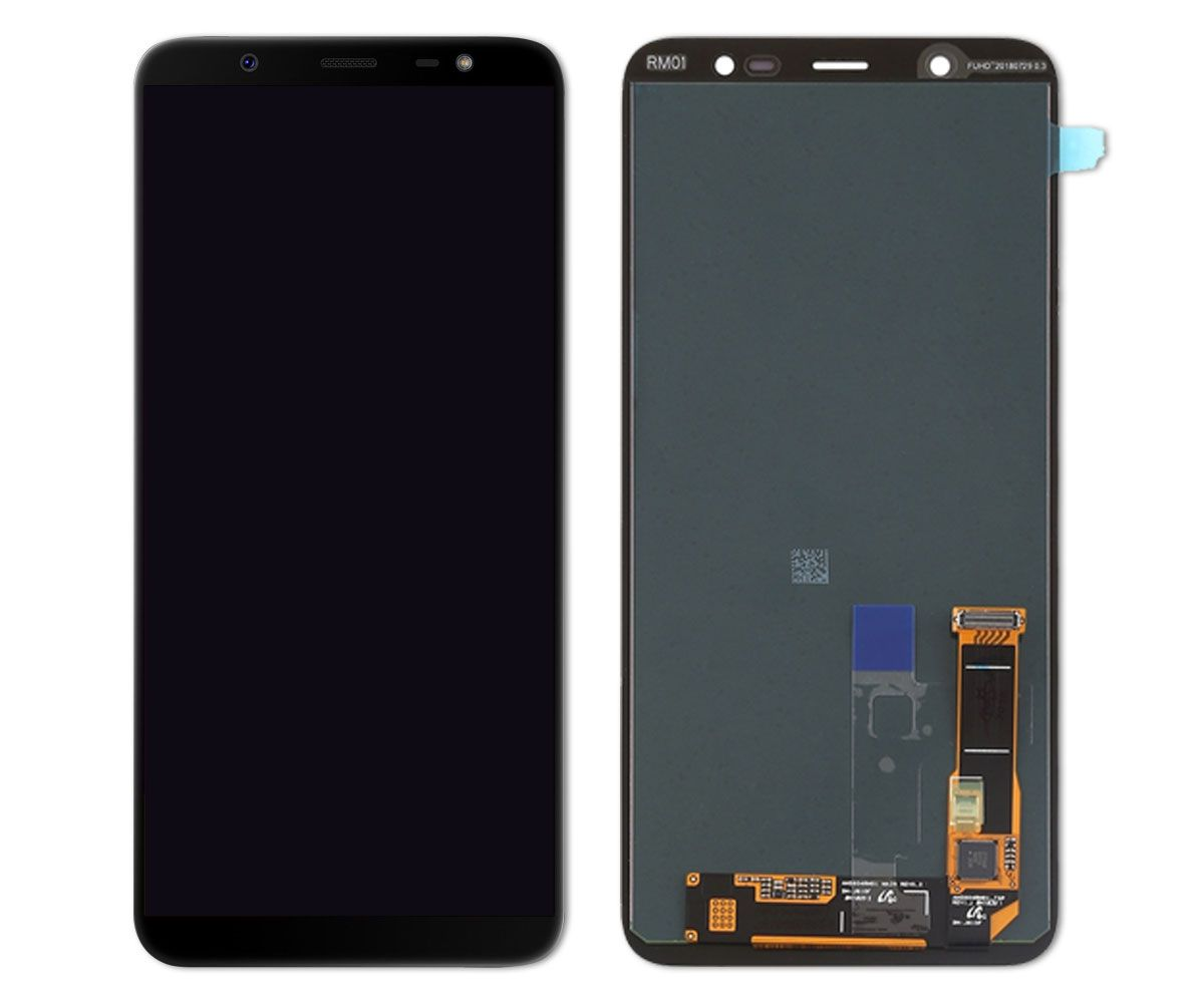 Tela Touch Screen Display Lcd Galaxy J8 Sm-j810 2018