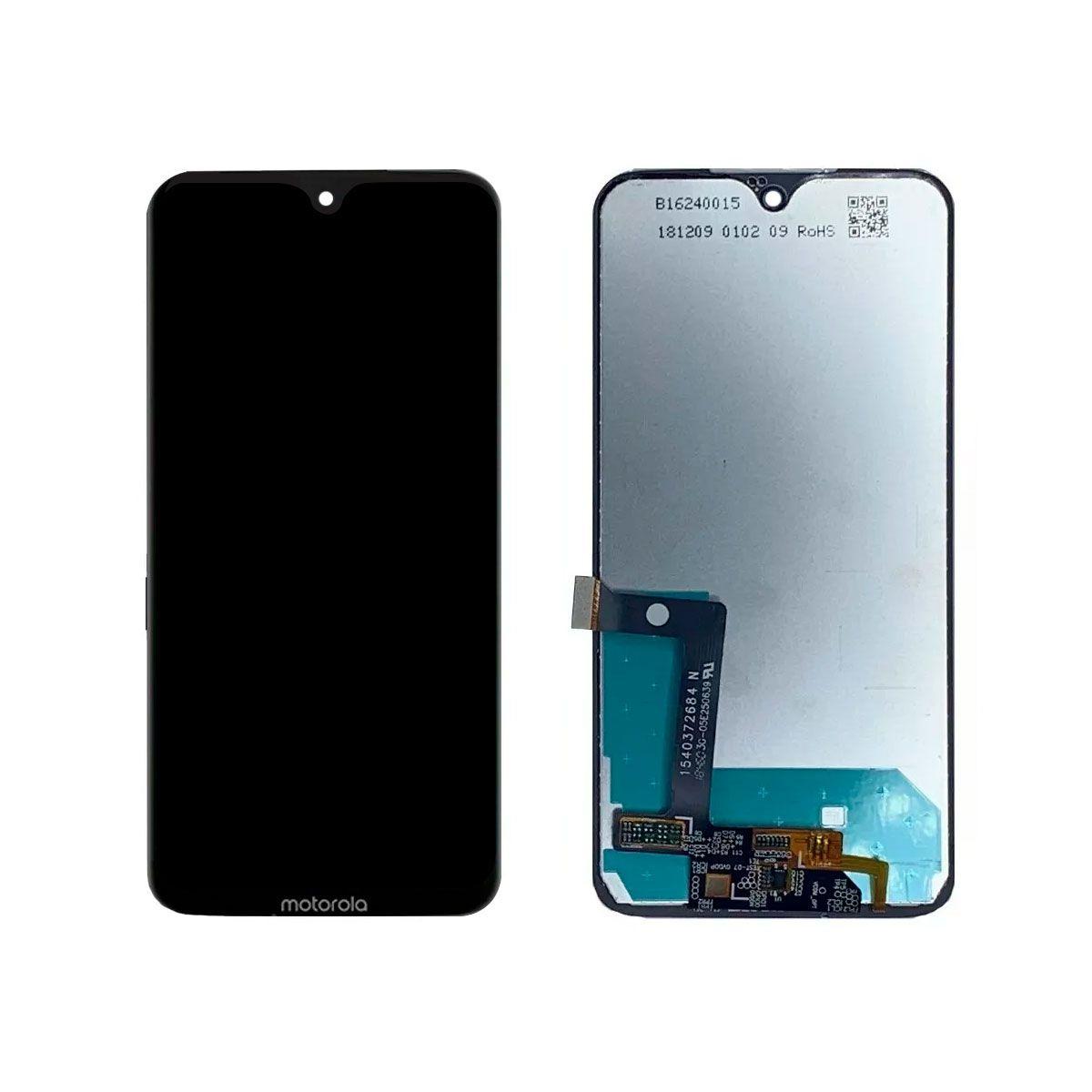 Tela Touch Lcd Display Motorola Moto G7 Plus Original