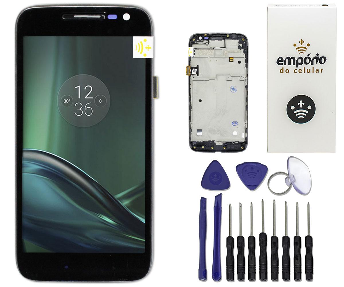 Tela Touch Screen Display LCD Motorola Moto E4 Play Original