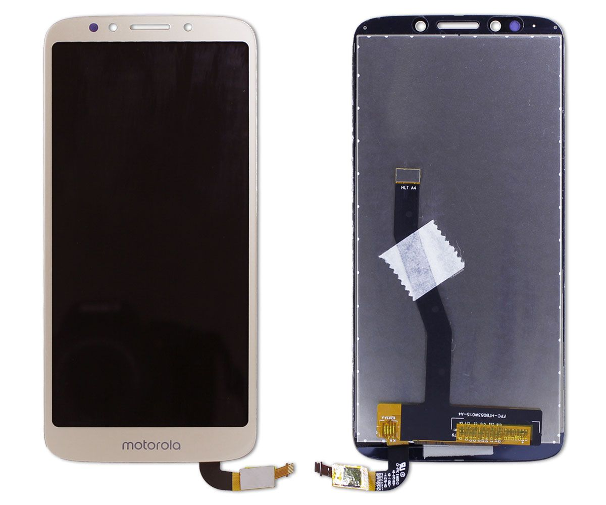 Tela Touch Screen Lcd Display Motorola Moto E5 Play Original