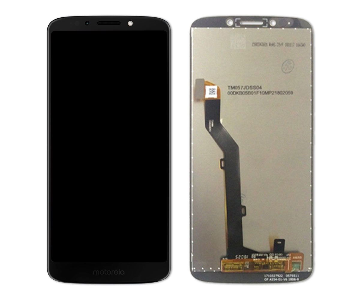 Tela Touch Screen Lcd Display Motorola Moto G6 Play Original
