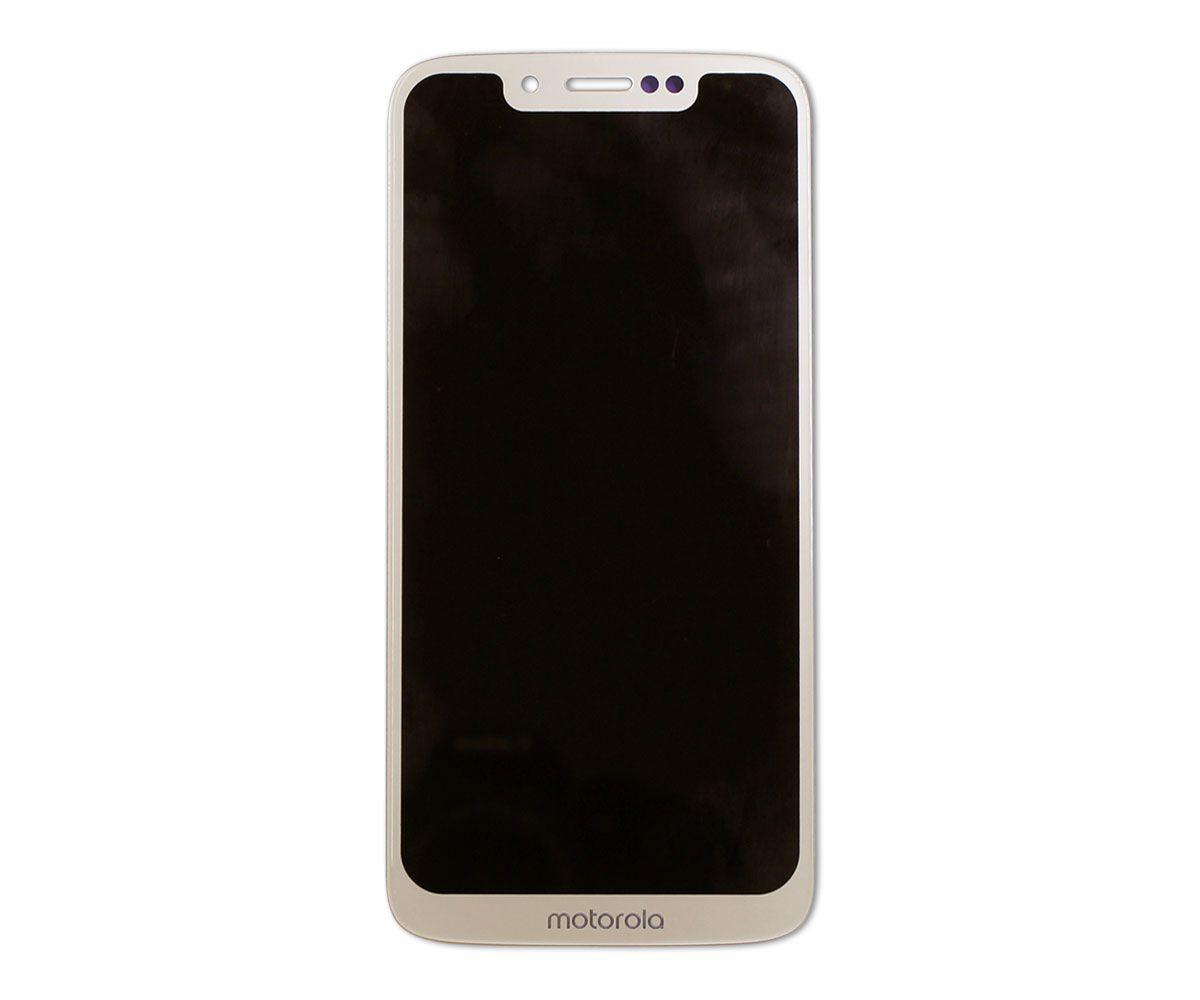 Tela Touch Screen Lcd Display Motorola Moto G7 Play Original