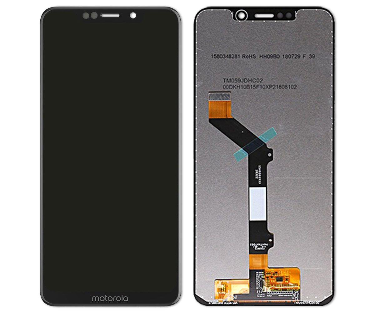 Tela Touch Screen Display LCD Motorola Moto One Original
