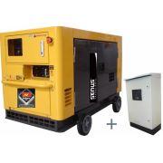 Gerador Diesel Trifásico 12,65 kVA