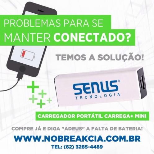 Carrega+ Senus