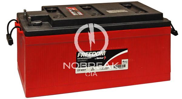 Bateria Estacionária 220 Ah Freedom DF 4001