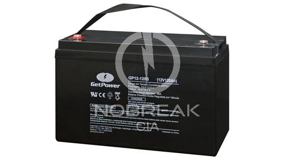 Bateria Selada VRLA 120 Ah Get Power GP12-120S