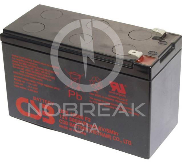 Bateria UPS12580