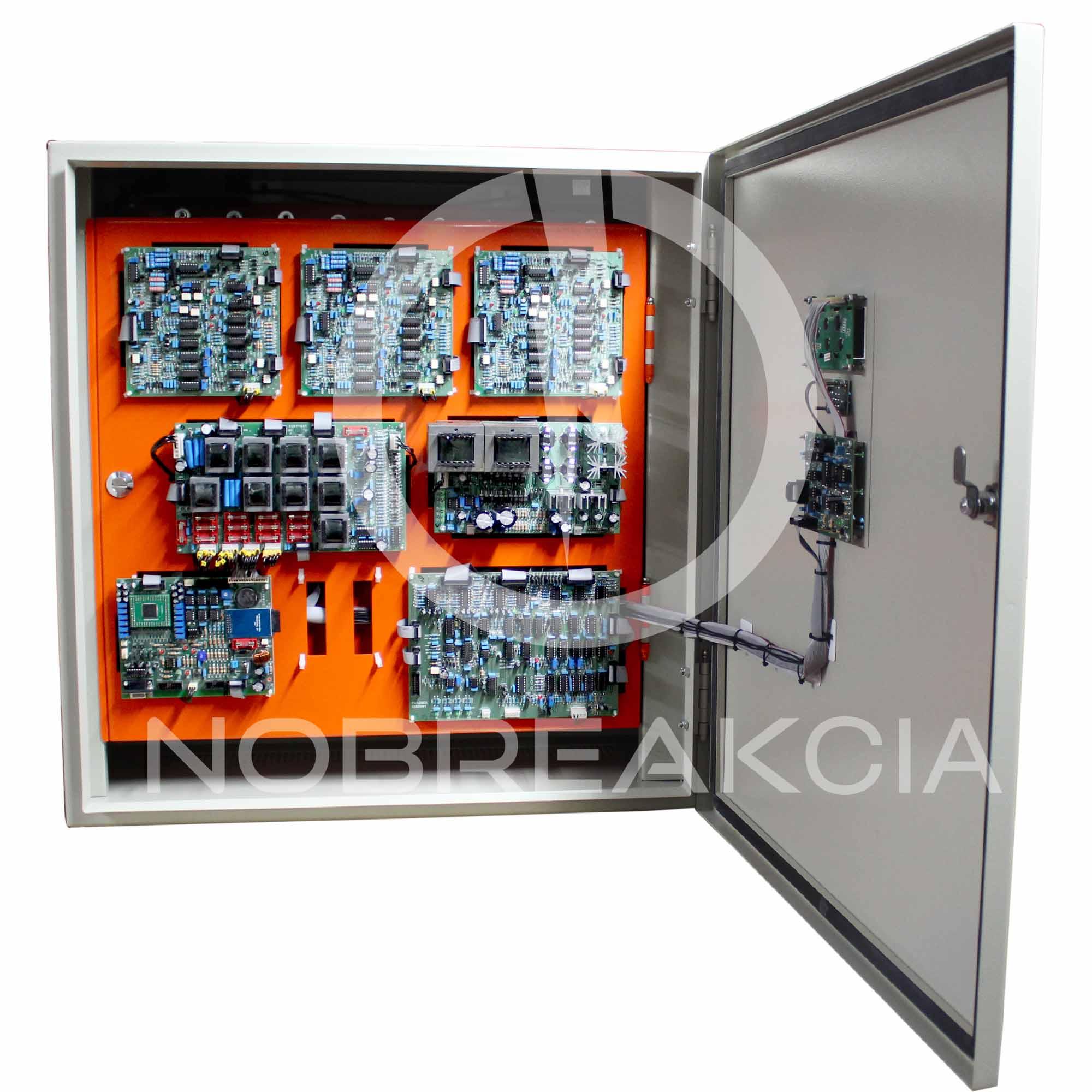 Chave Estatica Senus 60,0 kVA