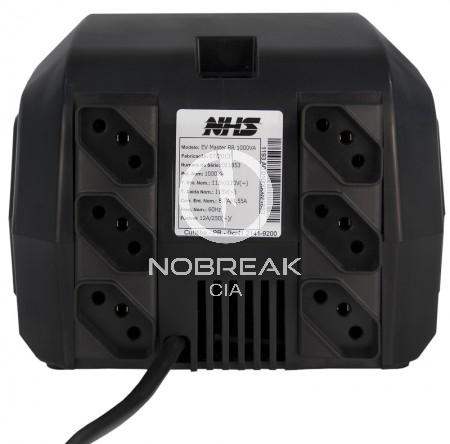 Estabilizador NHS EV Master 1,0 kVA