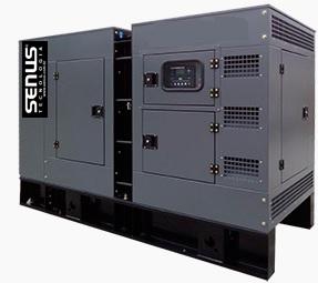 Gerador Diesel Trifásico 40 kVA