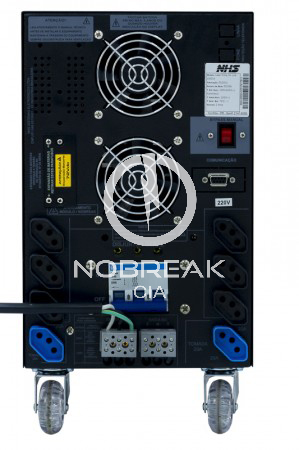 Nobreak NHS Laser Prime Online 7,5 kVA