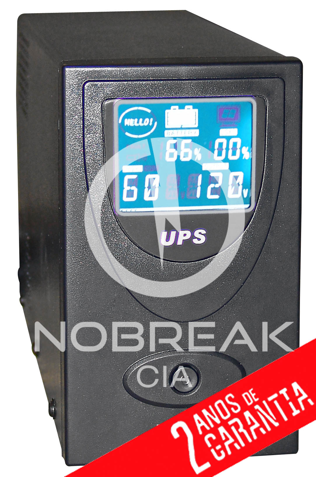 Nobreak AVR 1200 VA Senus