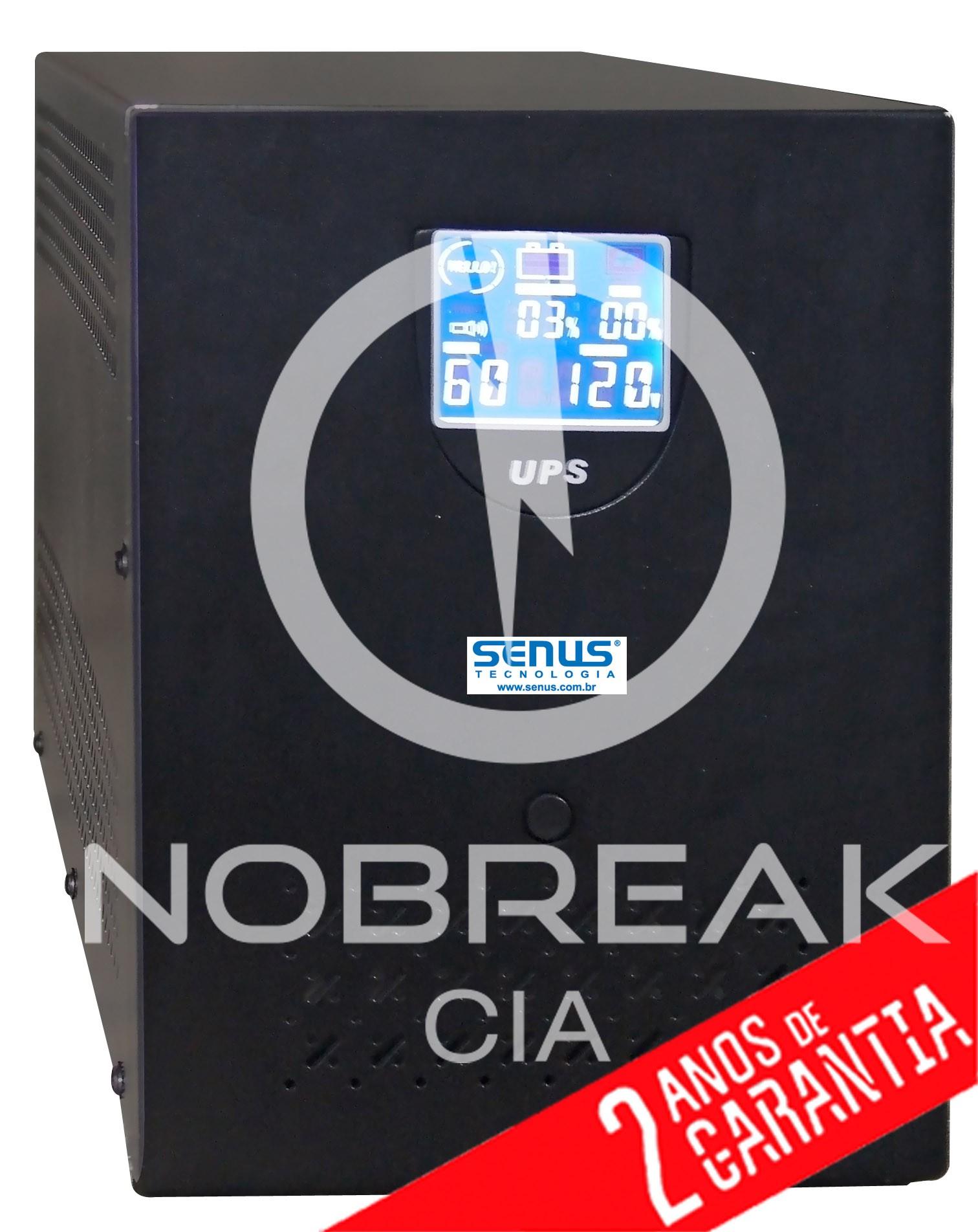 Nobreak AVR 1800 VA Senus
