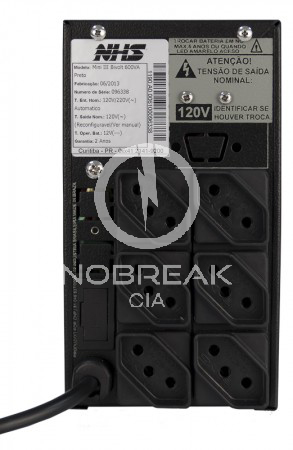 Nobreak Compact Plus 1500 VA