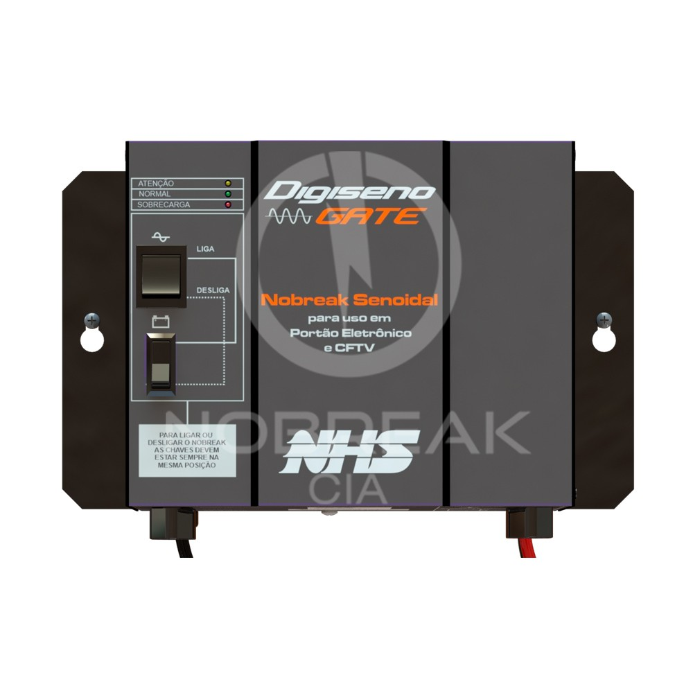NOBREAK DIGISENO GATE 1/2 HP NHS