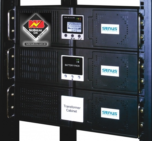 Nobreak HP920-RT 2,0 kVA Senus