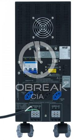 Nobreak NHS Laser Senoidal 4200 VA