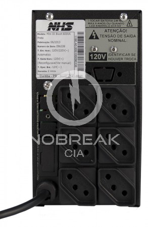 Nobreak NHS Mini 700 VA