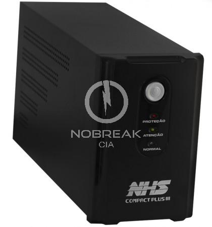 Nobreak NHS Compact Plus Senoidal 1,0 kVA