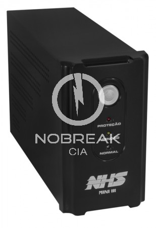 Nobreak NHS Mini II ST 500 VA