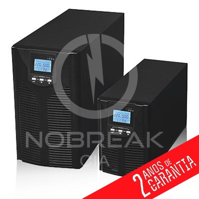 Nobreak NXT 3,0 kVA On-line SENUS