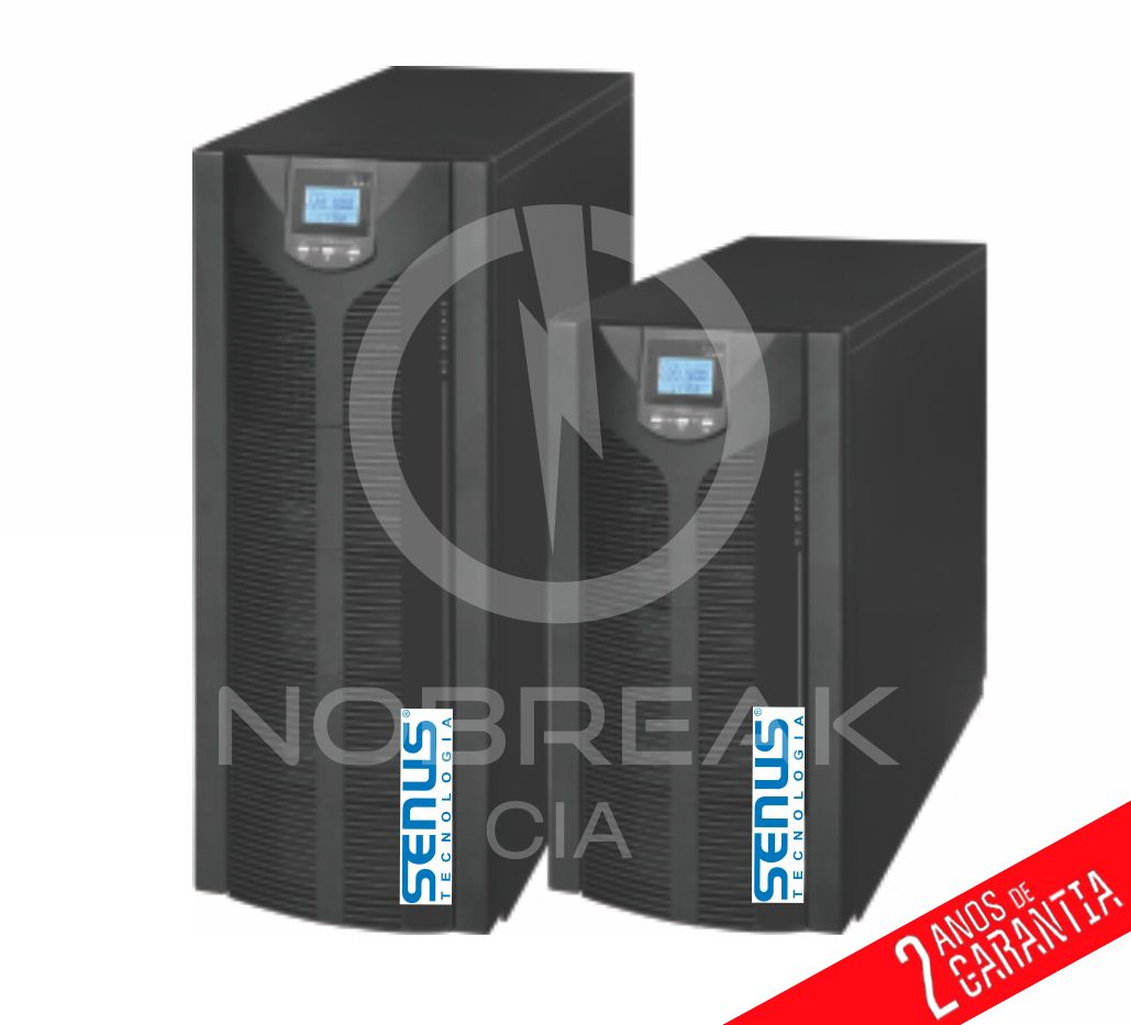 Nobreak SENUS EA 15Kva TM