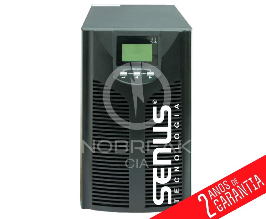 Nobreak SENUS EX 3,0kva