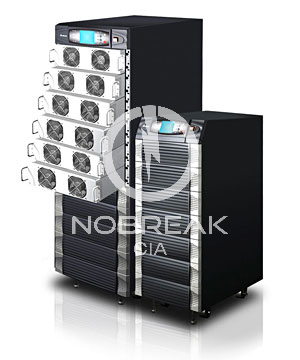 Nobreak DELTA NH Plus Potência: 80,0Kva Expansível até 120Kva